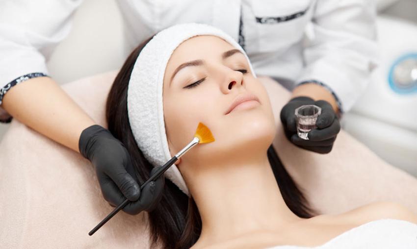 peeling facial boclinic