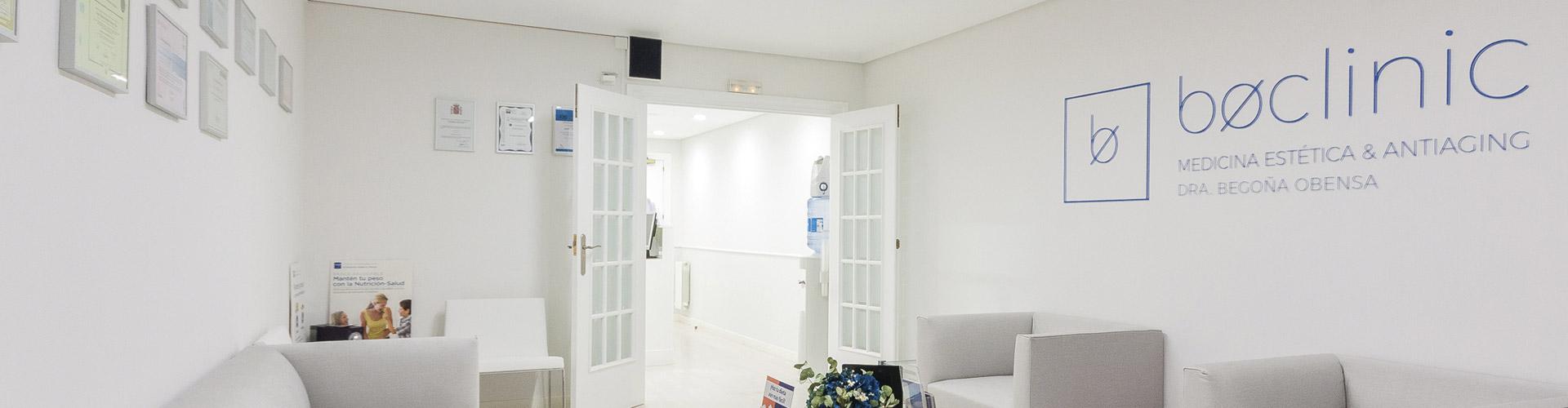 Instalaciones medicina estética y antiaging en Zaragoza