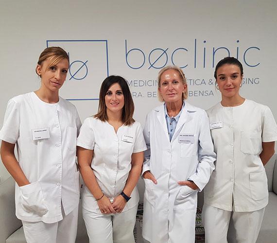 Equipo médico Boclinic