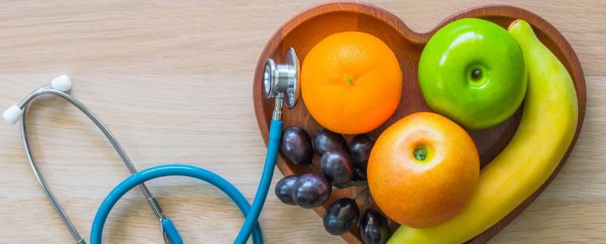 dieta médica saludable